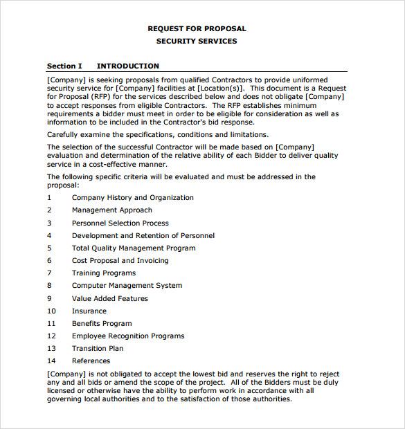 Sample Business Offer Letter Proposal For Transport