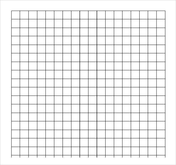 how to make graph paper in google docs