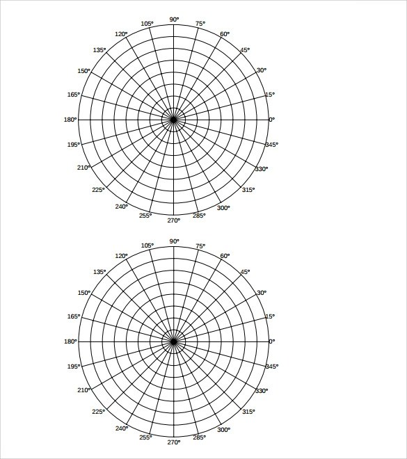 FREE 5+ Sample Cartesian Graph Paper Templates in PDF