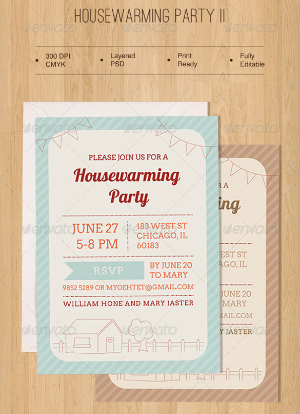 housewarming invitation sample