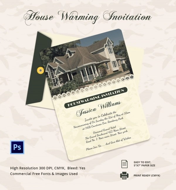 Sample Invitation Template Download Premium and Free