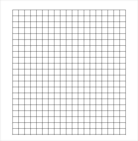 1 4 inch grid paper to print