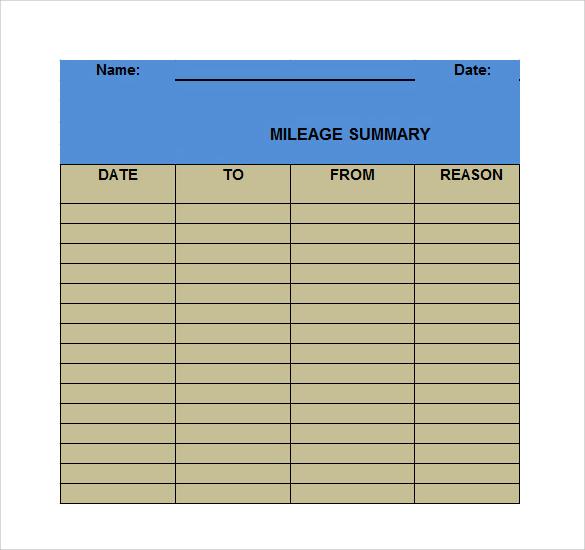 Mileage Log Sheet Gas Mileage Tracker Sheet Mileage Log Googlework