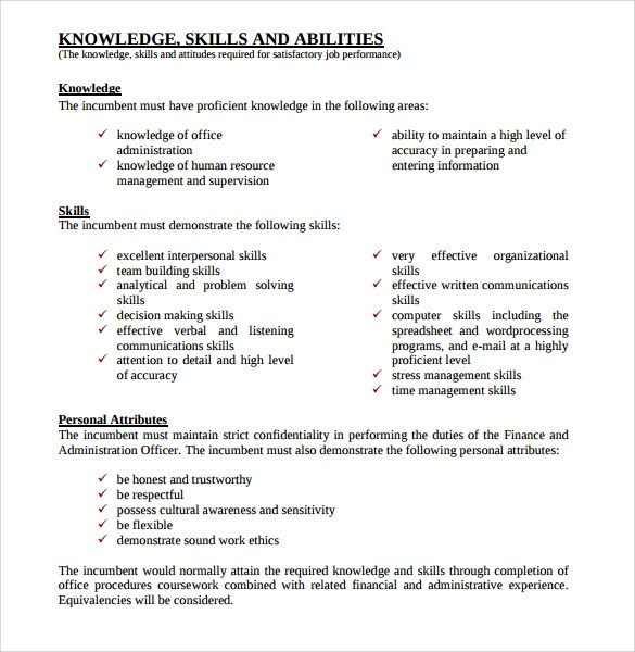 10 Manager Resume Templates – Samples Examples & Format
