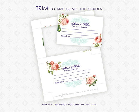 Printable Guest Book Templates Familycourt Us