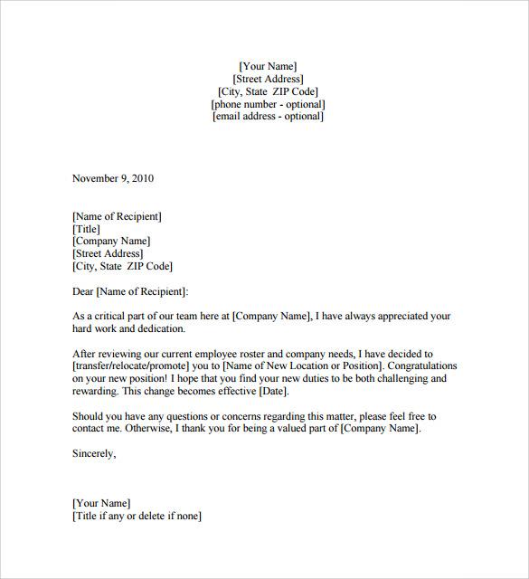 Letter Interest Sample Letters