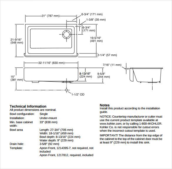 spec sheet sample 10