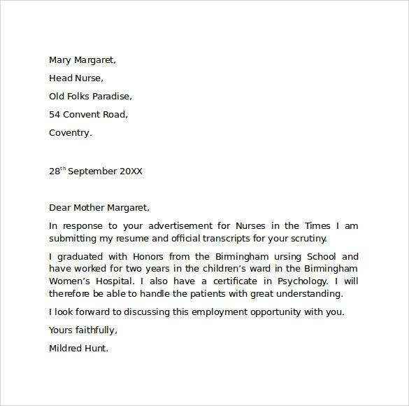 free employment high school resume samples