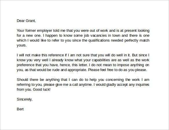 sample thank you letter for letter of recommendation