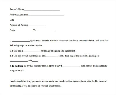 Sample Payment Agreement - 23+ Documents In PDF, Google ...
