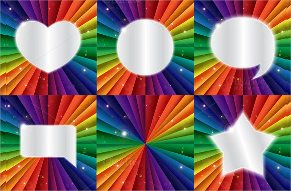 10 Rainbow Templates To Download Sample Templates