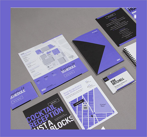 16 Sample Elegant Conference Brochure Templates Documents