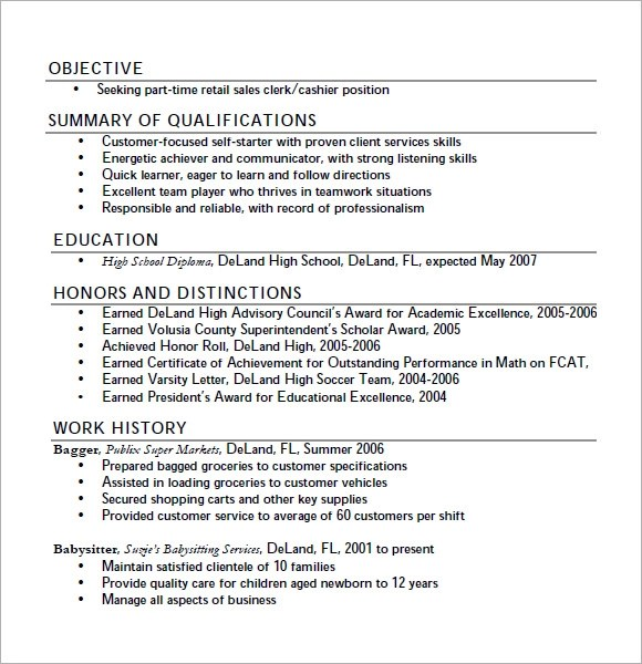 8 Product Manager Resume Templates To Download For Free