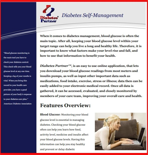 14 Diabetes Brochure Templates Sample Templates
