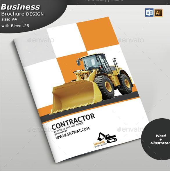 23 Brochure Design Ideas & Examples Sample Templates