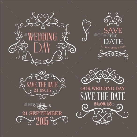 20 Wedding Labels Templates  Sample Templates