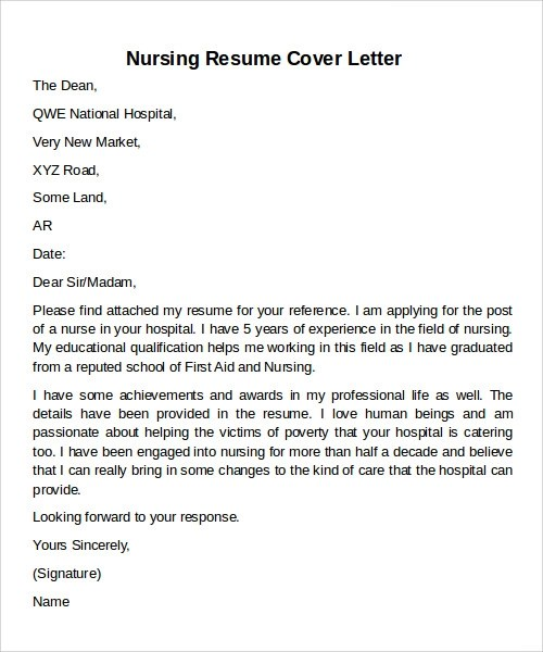 12 Cover Letter Samples Examples Templates