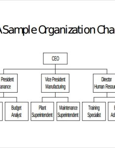 Blank organizational chart pdf also charts sample templates rh sampletemplates