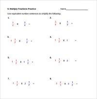 Multiply And Divide Fractions Worksheet Doc - multiplying ...