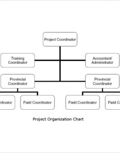 Project organization chart template also sample free documents in pdf word rh sampletemplates