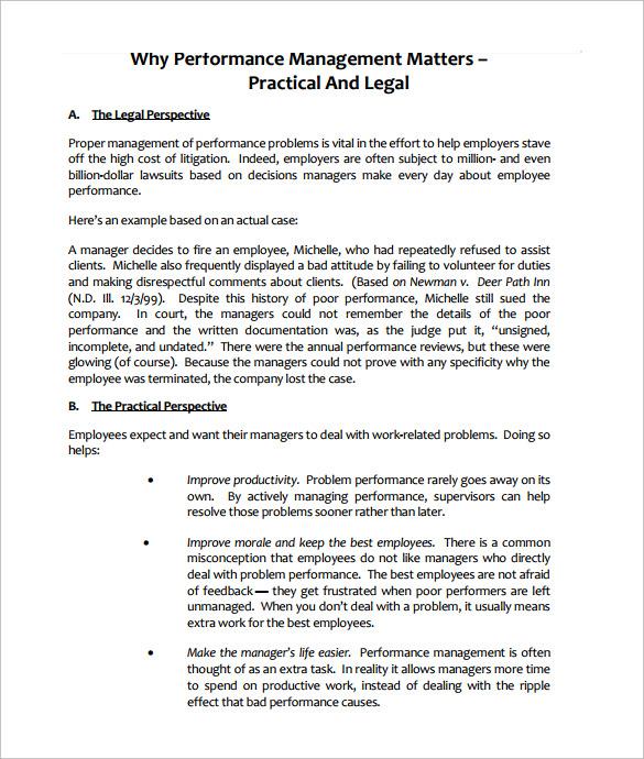 free employee action plan template