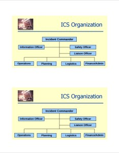 Emergency ics organizational chart template also sample documents in pdf rh sampletemplates