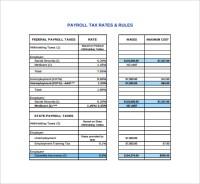 Biweekly Payroll Calculator
