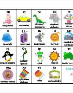 Spanish alphabet chart also sample documents in pdf word rh sampletemplates