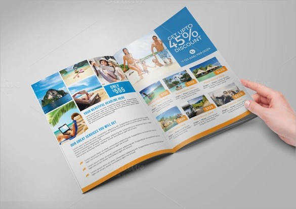 23 Travel Brochure Templates Sample Templates