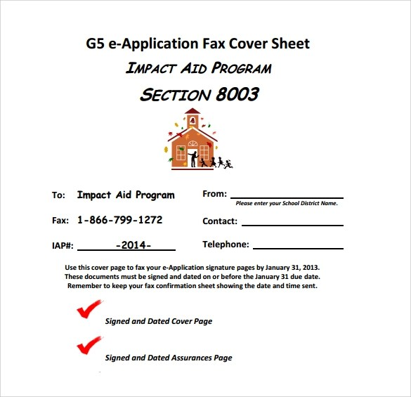 28 Fax Cover Sheet Templates Sample Templates