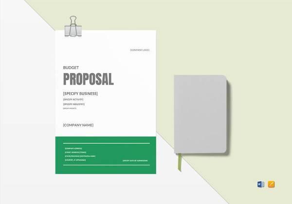 16 Film Proposal Templates Sample Templates
