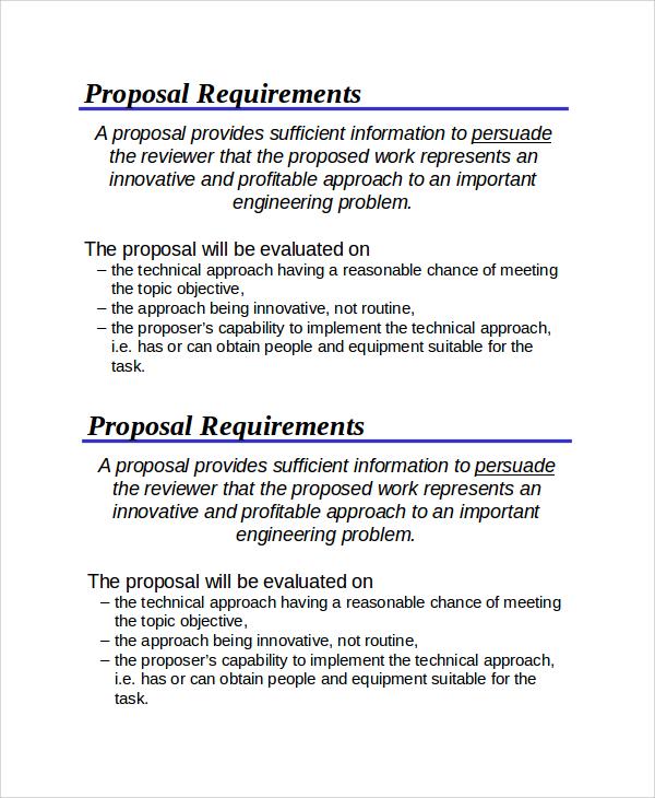 10 PowerPoint Proposal Templates Sample Templates