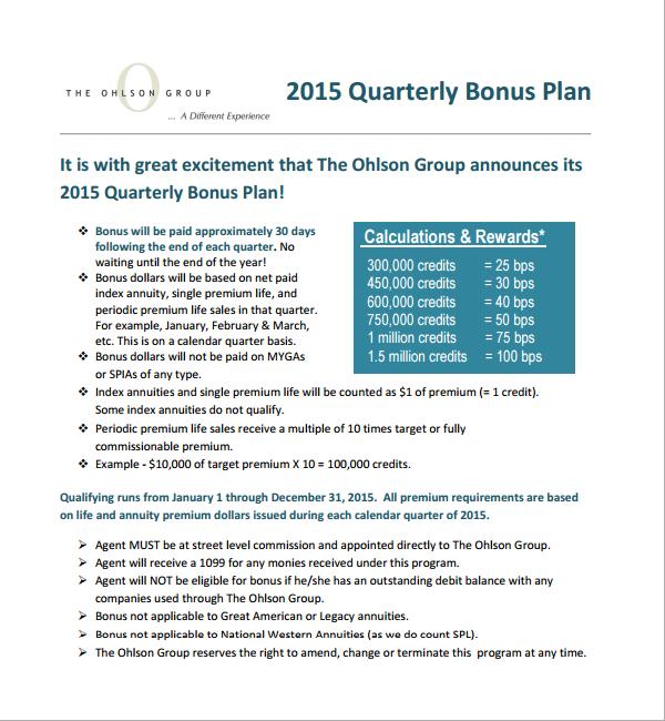 Sample Bonus Plan Template 7 Free Documents In PDF