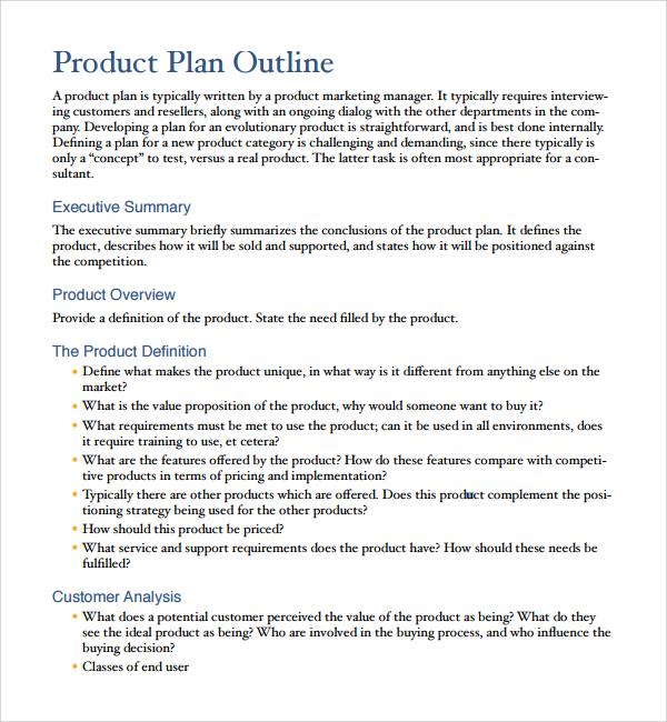 Executive Protection Plan Example