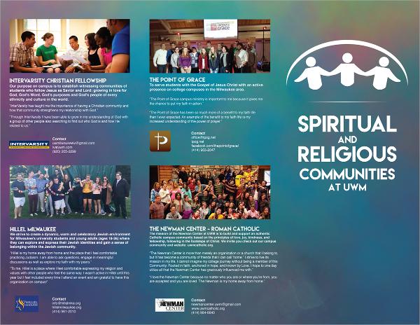 Religious Brochure 9 Download In Vector EPS PSD