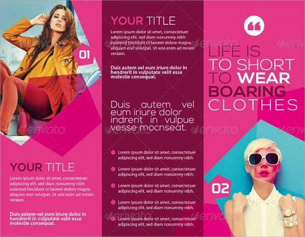 18 Studio Brochure Templates Sample Templates