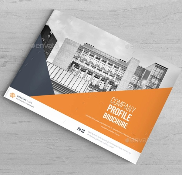 14 Architecture Brochure Templates  PSD EPS