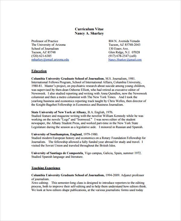 Resume Copy Editor - Resume Examples   Resume Template