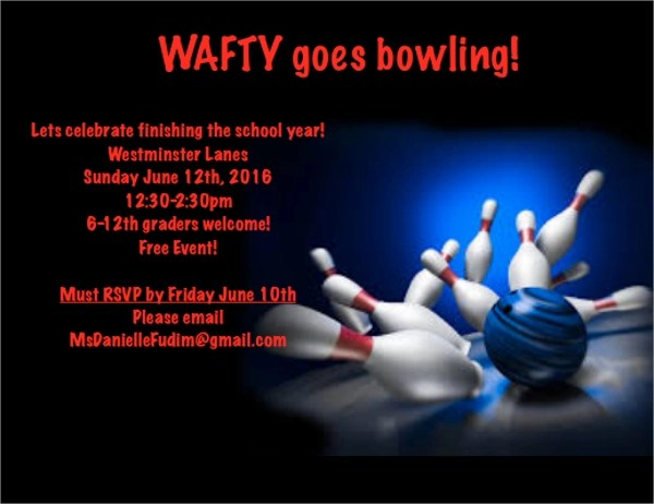 10 Bowling Invitation Templates Sample Templates