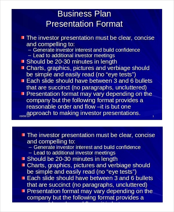 8 Sample PowerPoint Presentations Sample Templates