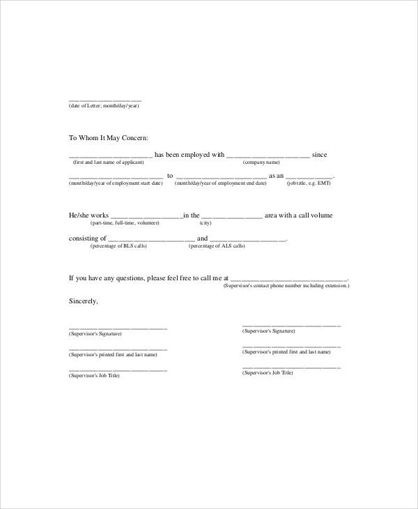 official letterhead templates