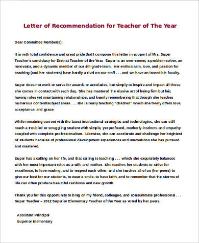 Letter of recommendation for teacher crna cover letter mentor letters spiritdancerdesigns Choice Image