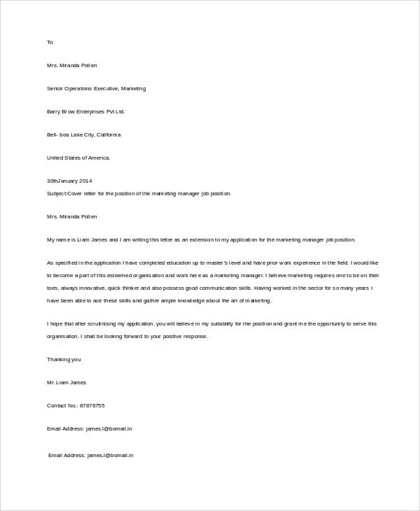 Basic Resume Example  8 Samples in Word PDF