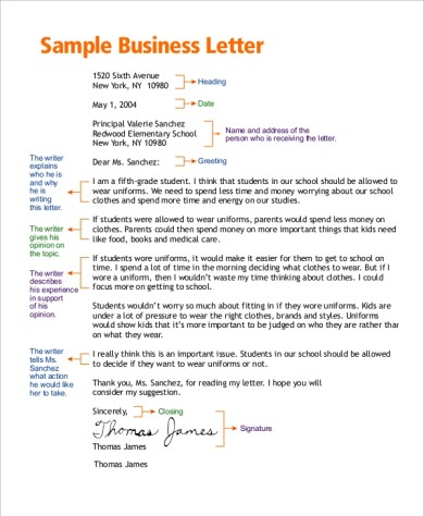 All Resumes formal letter of request format : Business Letter Format For Dealership Request - Cover Letter Templates