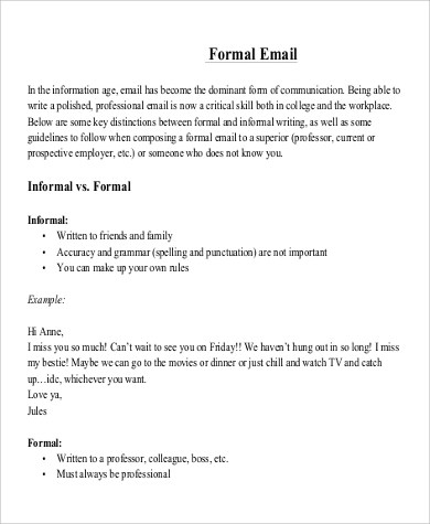 Free Mail Sample 8 Examples In PDF