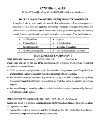 Professional Summary for Resume Sample  9 Examples in Word PDF