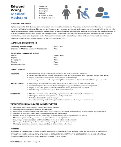 EntryLevel Resume Objective  8 Examples in Word PDF