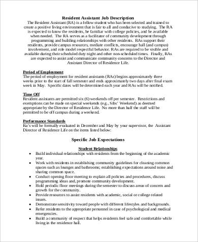 Resident Care Assistant Cover Letter Aderichieresident Job