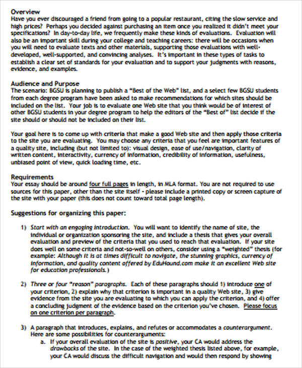 evaluation essay format academic paper the self importance  self assessment essay self assessment paper introduction self assessment essay evaluation essay format