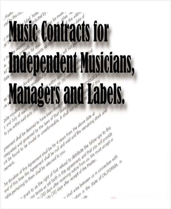 FREE 8+ Sample Production Contract Agreement Templates in PDF